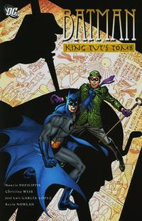 Cover Thumbnail for Batman: King Tut's Tomb (DC, 2010 series)