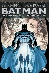 Cover Thumbnail for Batman: Whatever Happened to the Caped Crusader? (DC, 2010 series)