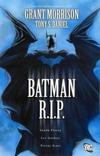 Cover Thumbnail for Batman: R.I.P. (DC, 2010 series)