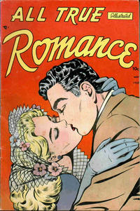 Cover Thumbnail for All True Romance (Comic Media, 1951 series) #5
