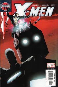 Cover Thumbnail for X-Men (Marvel, 2004 series) #178 [Direct Edition]