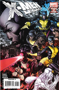 Cover Thumbnail for X-Men: Legacy (Marvel, 2008 series) #208 [Direct Edition]