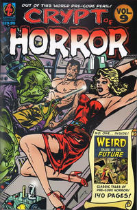 Cover Thumbnail for Crypt of Horror (AC, 2005 series) #9