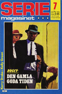 Cover Thumbnail for Seriemagasinet (Semic, 1970 series) #7/1983