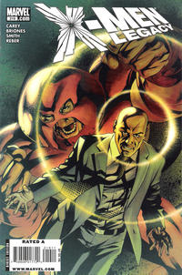 Cover Thumbnail for X-Men: Legacy (Marvel, 2008 series) #219 [Direct Edition]