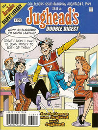 Cover Thumbnail for Jughead's Double Digest (Archie, 1989 series) #138 [Direct Edition]