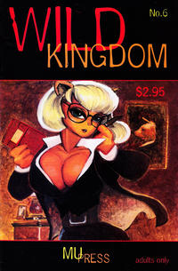 Cover Thumbnail for Wild Kingdom (MU Press, 1993 series) #6