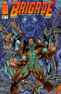 Cover Thumbnail for Brigade (Image, 1993 series) #18