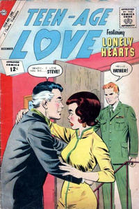 Cover Thumbnail for Teen-Age Love (Charlton, 1958 series) #29