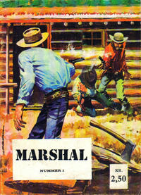 Cover Thumbnail for Marshal (Fredhøis forlag, 1973 series) #1