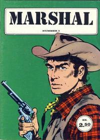 Cover Thumbnail for Marshal (Fredhøis forlag, 1973 series) #2