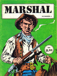 Cover Thumbnail for Marshal (Fredhøis forlag, 1973 series) #4