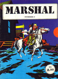 Cover Thumbnail for Marshal (Fredhøis forlag, 1973 series) #9