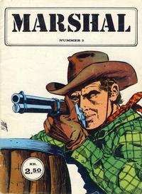 Cover Thumbnail for Marshal (Fredhøis forlag, 1973 series) #5