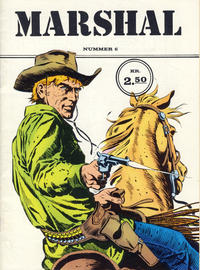 Cover Thumbnail for Marshal (Fredhøis forlag, 1973 series) #6