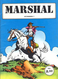 Cover Thumbnail for Marshal (Fredhøis forlag, 1973 series) #7