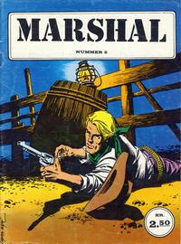 Cover Thumbnail for Marshal (Fredhøis forlag, 1973 series) #8