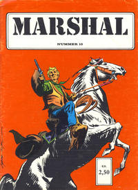 Cover Thumbnail for Marshal (Fredhøis forlag, 1973 series) #10