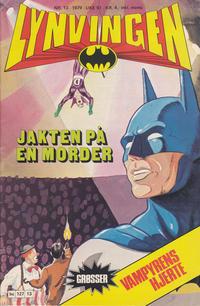 Cover Thumbnail for Lynvingen (Semic, 1977 series) #13/1979