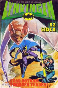 Cover Thumbnail for Lynvingen (Semic, 1977 series) #12/1979