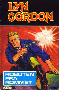 Cover Thumbnail for Lyn Gordon album (Semic, 1980 series)