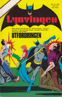 Cover Thumbnail for Lynvingen (Semic, 1977 series) #10/1977