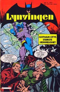 Cover Thumbnail for Lynvingen (Semic, 1977 series) #8/1977