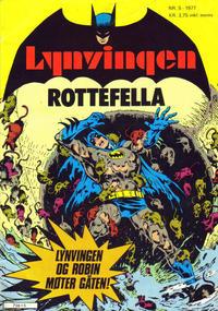 Cover Thumbnail for Lynvingen (Semic, 1977 series) #5/1977
