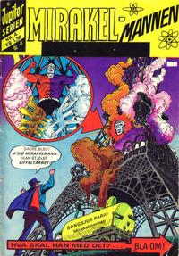 Cover Thumbnail for Jupiterserien (Illustrerte Klassikere / Williams Forlag, 1968 series) #4
