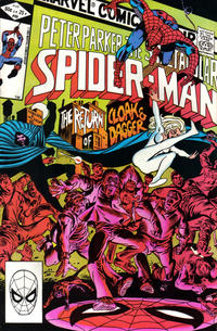 Cover Thumbnail for The Spectacular Spider-Man (Marvel, 1976 series) #69 [Direct]