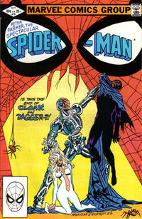 Cover Thumbnail for The Spectacular Spider-Man (Marvel, 1976 series) #70 [Direct]