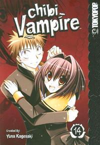 Cover Thumbnail for Chibi Vampire (Tokyopop, 2006 series) #14