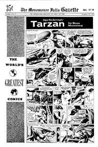 Cover Thumbnail for The Menomonee Falls Gazette (Street Enterprises, 1971 series) #2