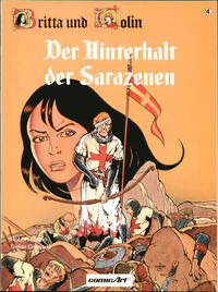 Cover Thumbnail for Britta und Colin (Carlsen Comics [DE], 1987 series) #4