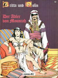 Cover for Britta und Colin (Carlsen Comics [DE], 1987 series) #5
