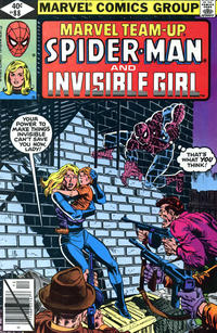 Cover Thumbnail for Marvel Team-Up (Marvel, 1972 series) #88 [Direct Edition]