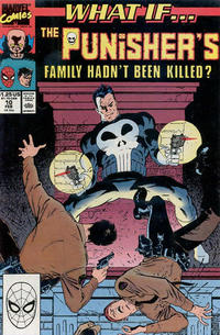 Cover for What If...? (Marvel, 1989 series) #10 [Direct]