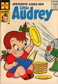 Cover Thumbnail for Little Audrey (Harvey, 1952 series) #50