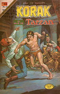 Cover Thumbnail for Korak (Editorial Novaro, 1972 series) #29