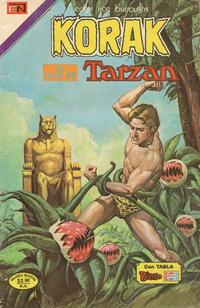 Cover Thumbnail for Korak (Editorial Novaro, 1972 series) #34