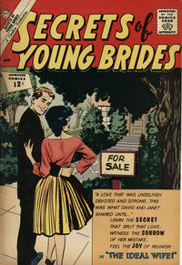 Cover Thumbnail for Secrets of Young Brides (Charlton, 1957 series) #31