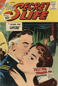 Cover Thumbnail for My Secret Life (Charlton, 1957 series) #42