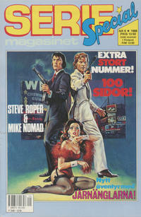 Cover Thumbnail for Seriemagasinet (Semic, 1970 series) #9/1988