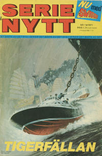 Cover Thumbnail for Serie-nytt [delas?] (Semic, 1970 series) #1/1971
