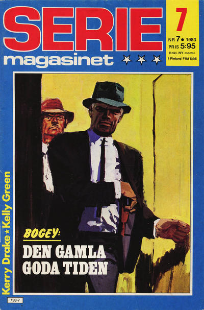 Cover for Seriemagasinet (Semic, 1970 series) #7/1983