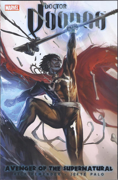 Cover for Doctor Voodoo: Avenger of the Supernatural (Marvel, 2010 series) #1