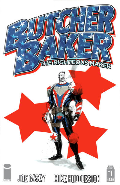 Cover for Butcher Baker, the Righteous Maker (Image, 2011 series) #1