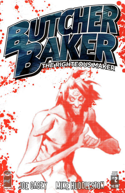 Cover for Butcher Baker, the Righteous Maker (Image, 2011 series) #2
