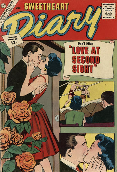 Cover for Sweetheart Diary (Charlton, 1955 series) #63