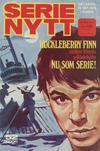 Cover for Serie-nytt [delas?] (Semic, 1970 series) #8/1971